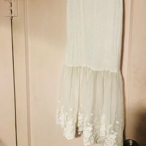 Wannab tank lace dress